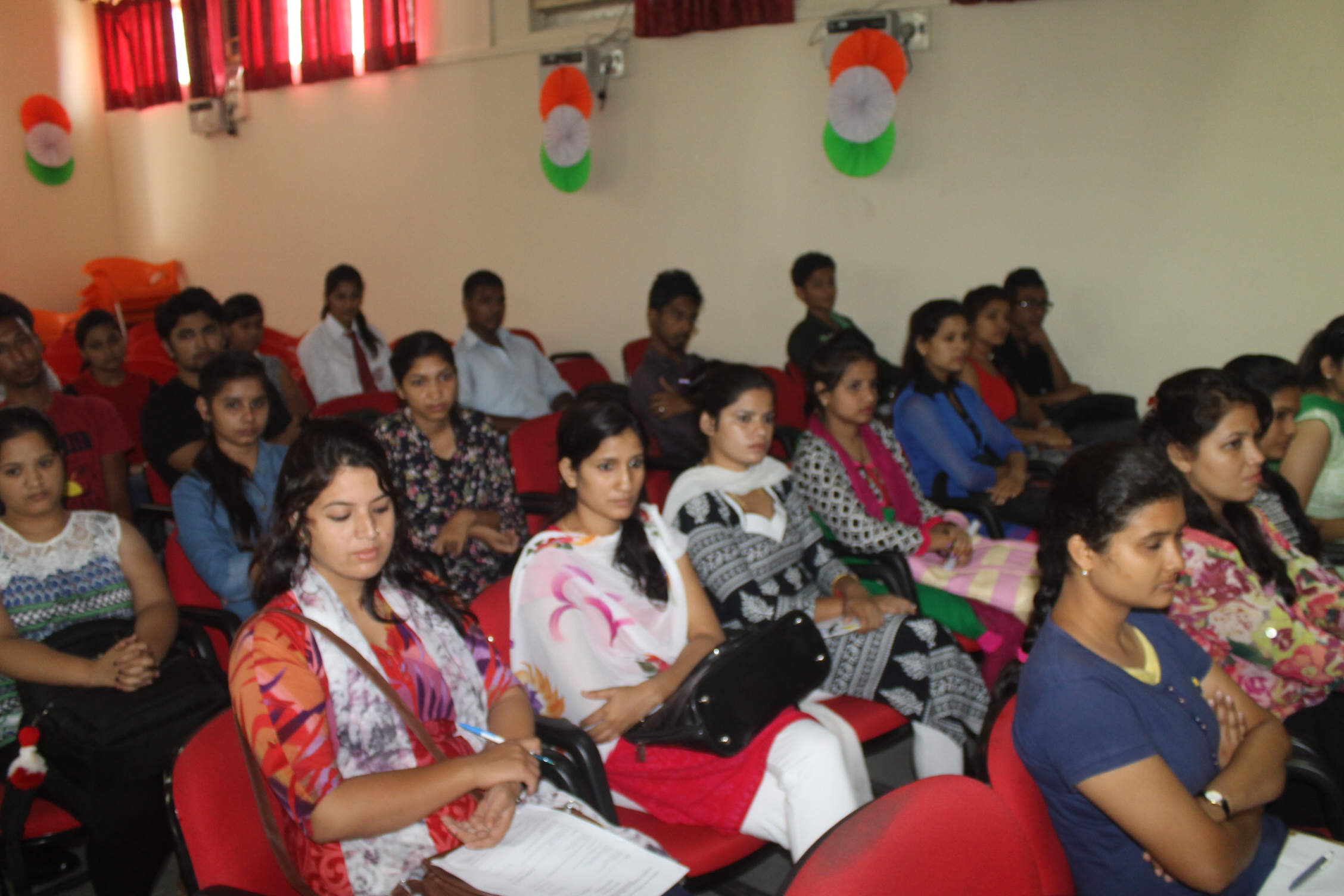 Orientation of MBA, MSc(CS), BA and MA (Mass Comm)
